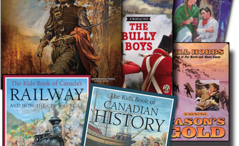 Canadian History Living Books Bundle
