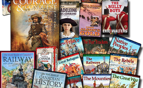 Canadian History All-Inclusive Bundle