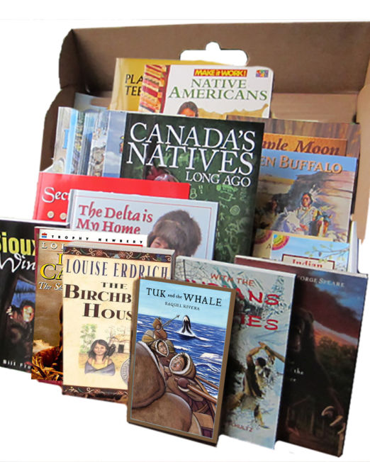 Canada's Natives All Inclusive Bundle
