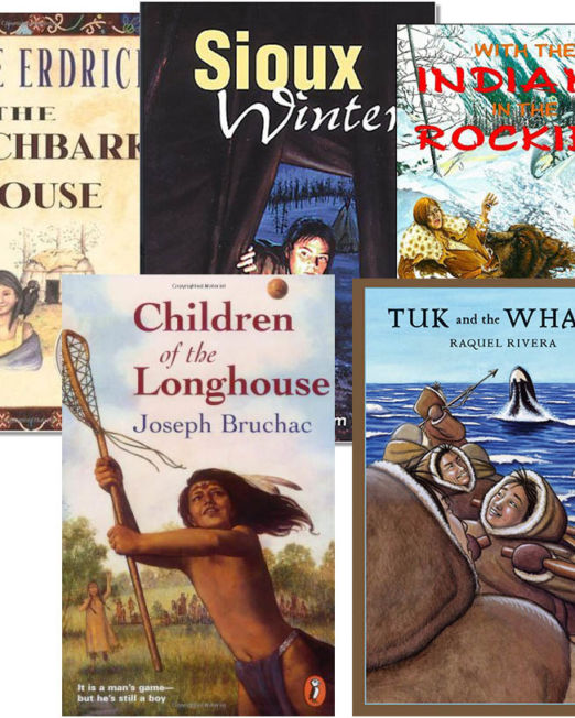 Aboriginal Novel Bundle