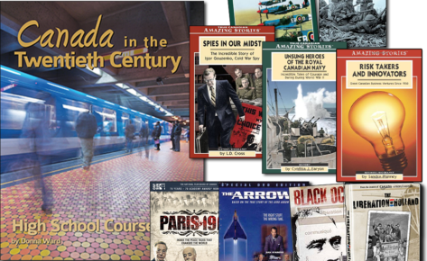 High School History Living Resources Bundle