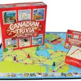 Canadian Trivia Board Game