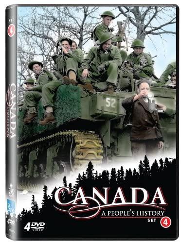 Le Canada: Une Histoire Populaire [Coffret 4]
