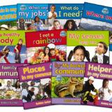 My World Kindergarten Social Studies Bundle