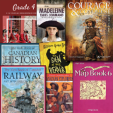 Grade 4: First Peoples and European Contact Inclusive Bundle (Mitchell Made)