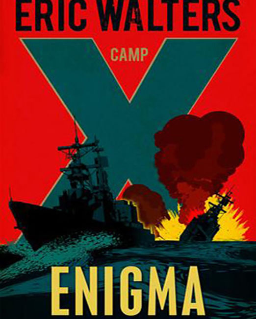 Enigma (Camp X Book 6)