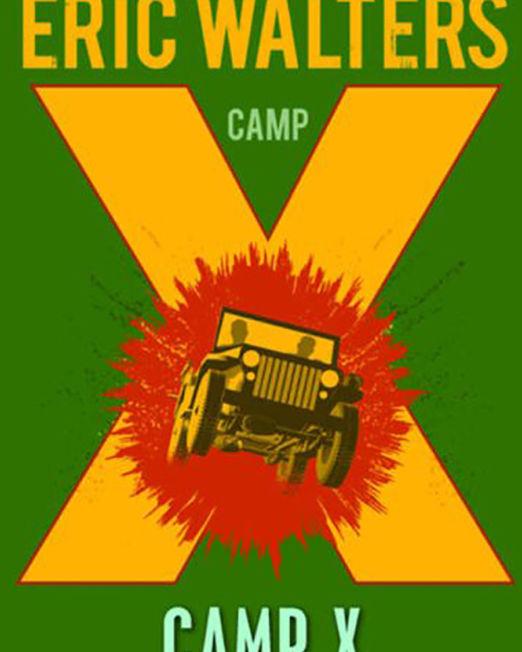 Camp X (Camp X Book 1)