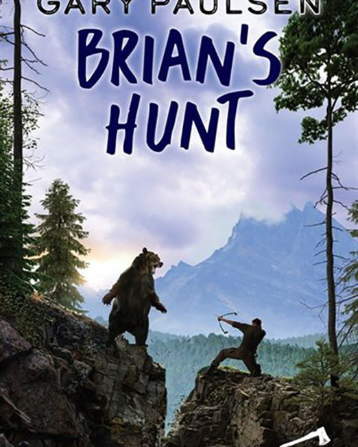 Brian's Hunt (Hatchet Adventure #5)