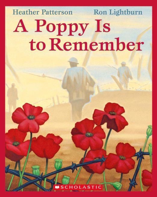 Poppy is to Remember