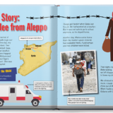 Refugee's Journey from Syria
