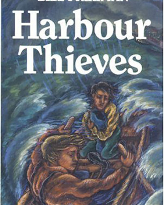 Harbour Thieves (Bains Book 5)