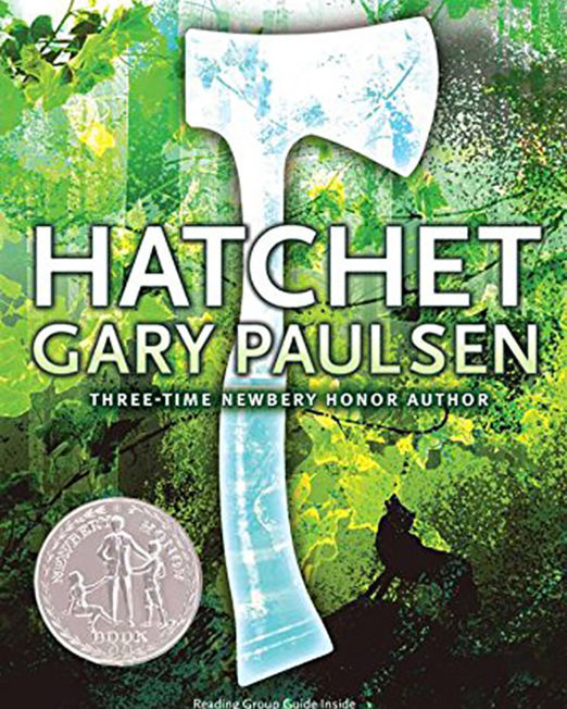 Hatchet (Hatchet Adventures #1)