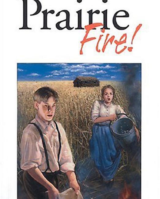 Prairie Fire (Bains Series Book 7)