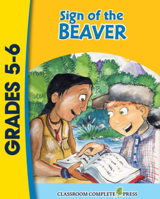 Sign of the Beaver Novel Study Guide