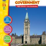 Canadian Government Grades 5-8.