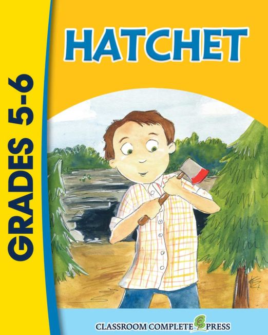 Hatchet Novel Study Guide - Grades 5-6