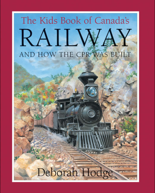 Kids Book of Canada's Railway
