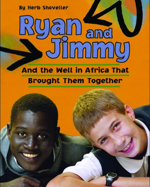 Ryan and Jimmy and the Well That Brought Them Together