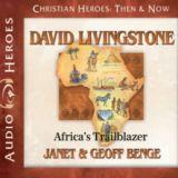 David Livingstone: Africa's Trailblazer Audio CD