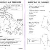 Canada Map Book 1