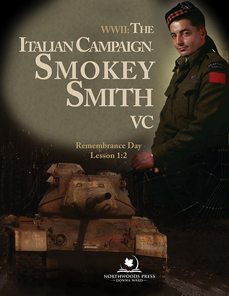 Italian Campaign & Smokey Smith: Remembrance Day