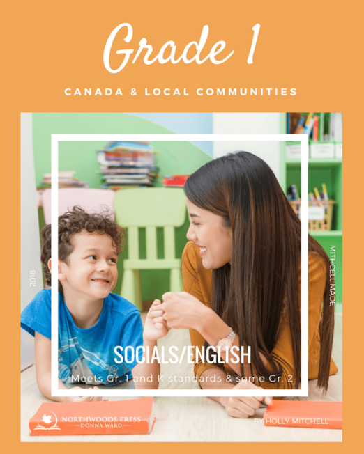 Grade 1: Canada and Communities (Mitchell Made)