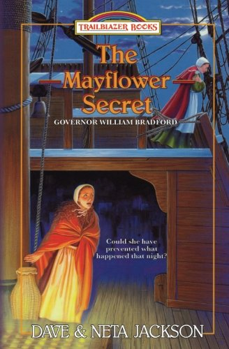 Mayflower Secret: Governor William Bradford