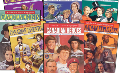 Canadian Biography Bundle