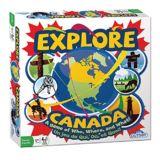 Explore Canada Board Game