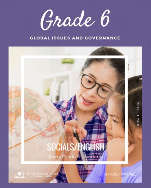 Grade 6: Global Issues and Governance (Mitchell Made)