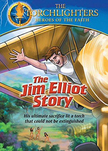 Jim Elliot Story DVD