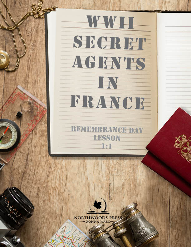 Secret Agents In France E-book