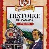 Professeure Caboche Histoire du Canada