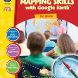 Mapping Skills with Google Earth™ - Big Book