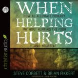 When Helping Hurts Audio CD