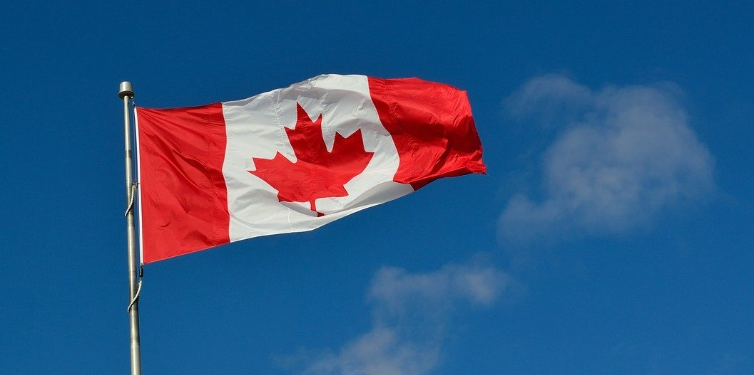 Flag of Canada - Real Story Blog Cover