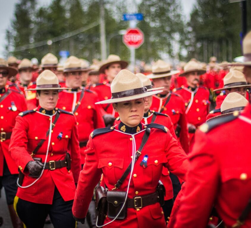 Becoming a Mountie Blog1