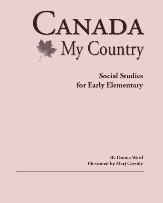 Canada My Country Worksheets & Answer Key