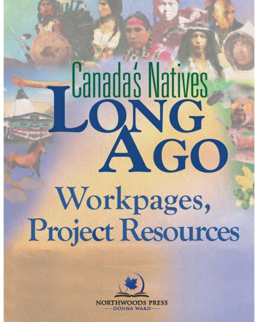 Canada's Natives Workpages Cover