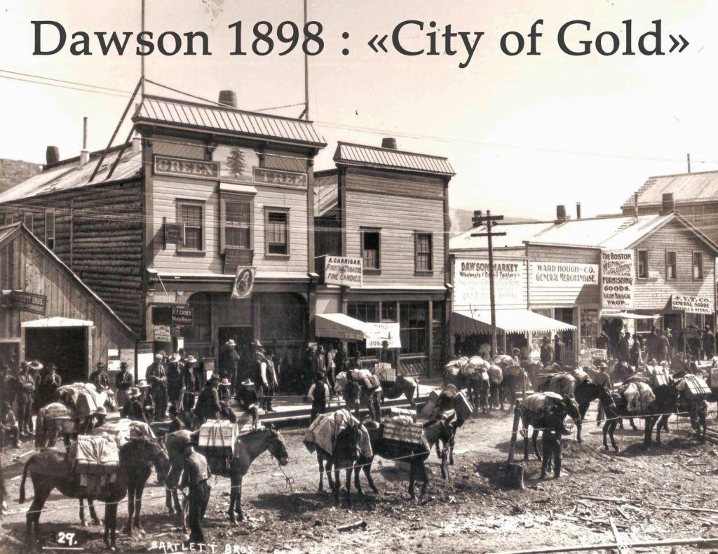 City of Gold: Dawson City blog 2