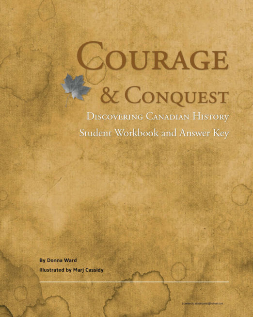 Courage & Conquest Workpages