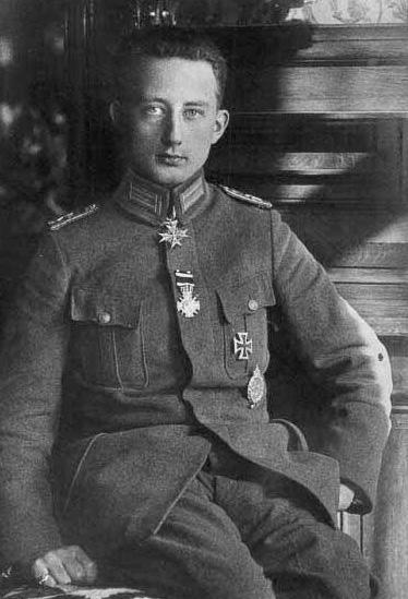 1914-18 ~ Last Battle of Werner Voss Blog3