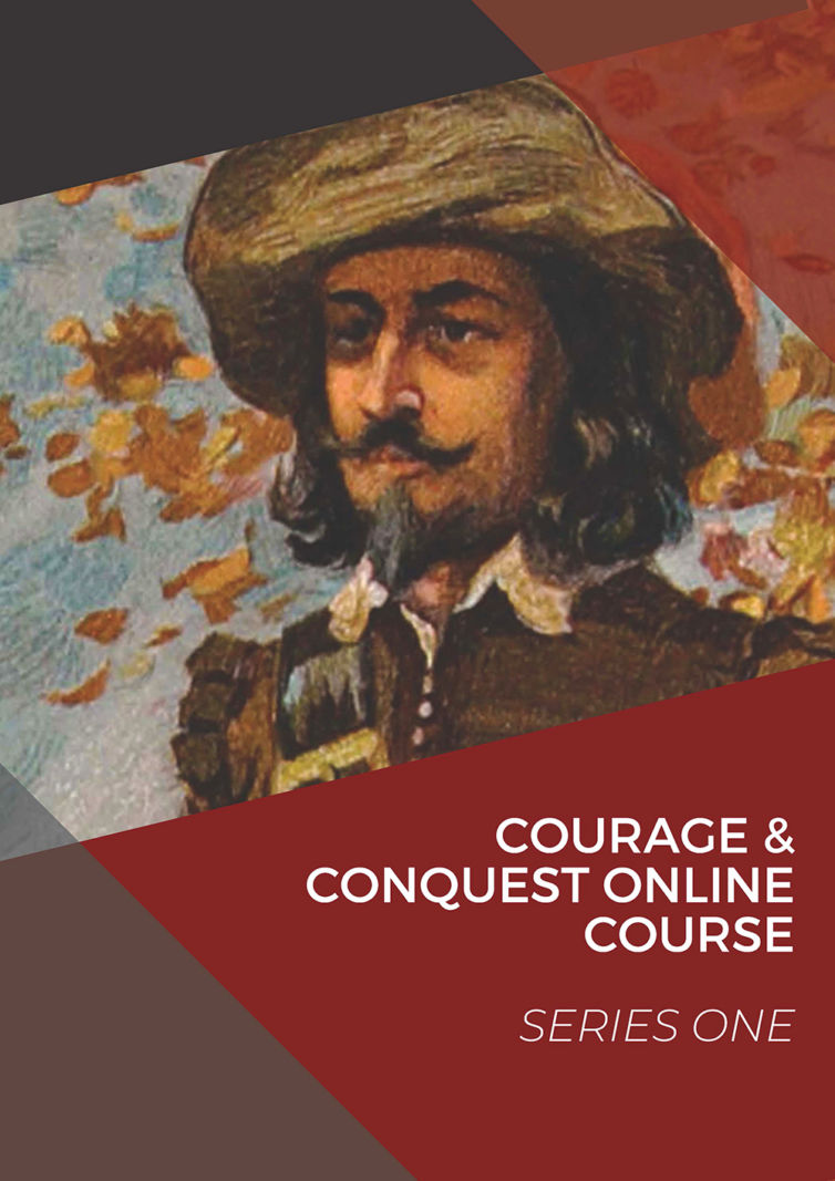 Courage & Conquest Online History Course Series One