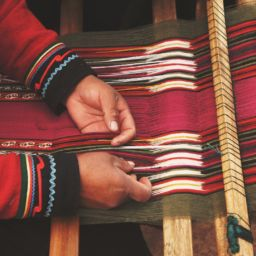 Weaving for Primary Grades Cover