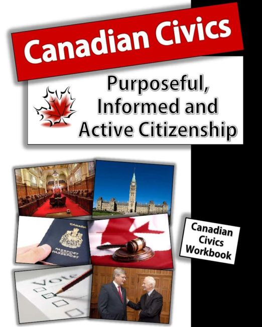Canada Civics Course - Additional Workbook