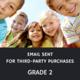 Email Sent Grade 2: Regional and Global Communities Course (Mitchell Made)
