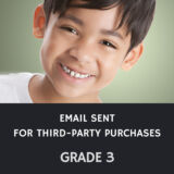 Email Sent Grade 3: Indigenous Peoples Course (Mitchell Made)