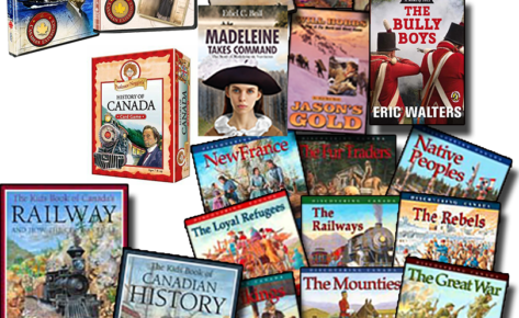 Canadian History All-Inclusive Bundle without Courage & Conquest