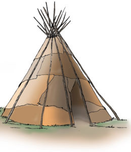 Anishinabe Shelter