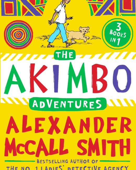Akimbo Adventures: Three Books in One
